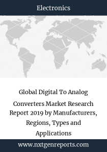 Global Digital To Analog Converters Market Research Report 2019 by Manufacturers, Regions, Types and Applications