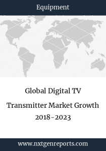 Global Digital TV Transmitter Market Growth 2018-2023
