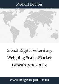 Global Digital Veterinary Weighing Scales Market Growth 2018-2023