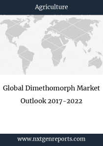 Global Dimethomorph Market Outlook 2017-2022