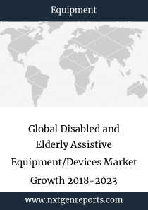 Global Disabled and Elderly Assistive Equipment/Devices Market Growth 2018-2023