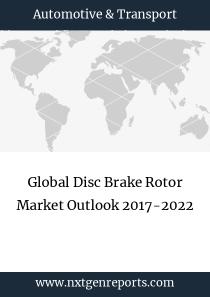 Global Disc Brake Rotor Market Outlook 2017-2022
