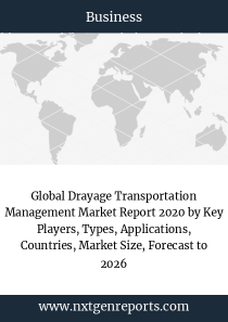 Global Drayage Transportation Management Market Report 2020 by Key Players, Types, Applications, Countries, Market Size, Forecast to 2026