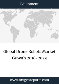 Global Drone Robots Market Growth 2018-2023
