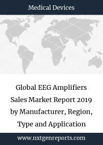 Global EEG Amplifiers Sales Market Report 2019 by Manufacturer, Region, Type and Application