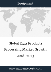 Global Eggs Products Processing Market Growth 2018-2023