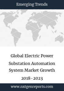 Global Electric Power Substation Automation System Market Growth 2018-2023