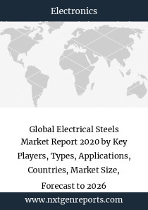 Global Electrical Steels Market Report 2020 by Key Players, Types, Applications, Countries, Market Size, Forecast to 2026