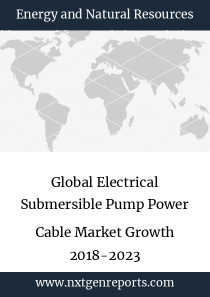 Global Electrical Submersible Pump Power Cable Market Growth 2018-2023