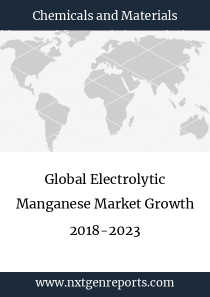 Global Electrolytic Manganese Market Growth 2018-2023