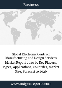 Global Electronic Contract Manufacturing and Design Services Market Report 2020 by Key Players, Types, Applications, Countries, Market Size, Forecast to 2026