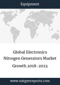 Global Electronics Nitrogen Generators Market Growth 2018-2023