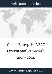 Global Enterprise VSAT System Market Growth 2019-2024