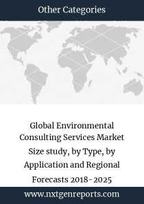 Global Environmental Consulting Services Market Size study, by Type, by Application and Regional Forecasts 2018-2025