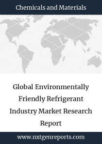 Global Environmentally Friendly Refrigerant Industry Market Research Report