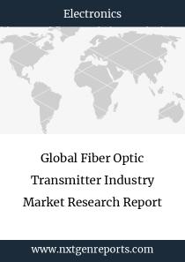 Global Fiber Optic Transmitter Industry Market Research Report