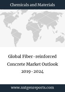 Global Fiber-reinforced Concrete Market Outlook 2019-2024