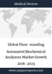 Global Floor-standing Automated Biochemical Analyzers Market Growth 2018-2023