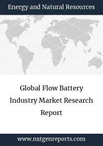 Global Flow Battery Industry Market Research Report