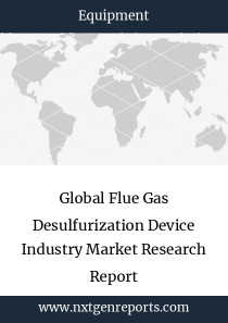Global Flue Gas Desulfurization Device Industry Market Research Report