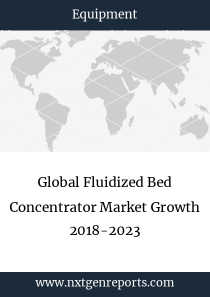 Global Fluidized Bed Concentrator Market Growth 2018-2023