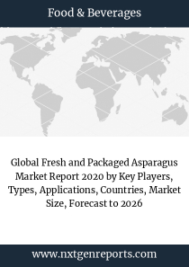 Global Fresh and Packaged Asparagus Market Report 2020 by Key Players, Types, Applications, Countries, Market Size, Forecast to 2026