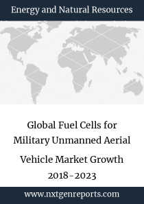Global Fuel Cells for Military Unmanned Aerial Vehicle Market Growth 2018-2023