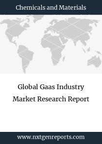 Global Gaas Industry Market Research Report