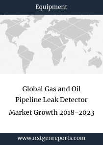 Global Gas and Oil Pipeline Leak Detector Market Growth 2018-2023