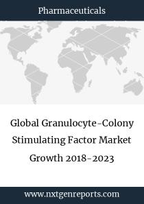 Global Granulocyte-Colony Stimulating Factor Market Growth 2018-2023