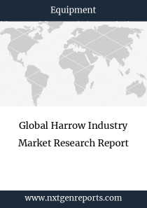 Global Harrow Industry Market Research Report