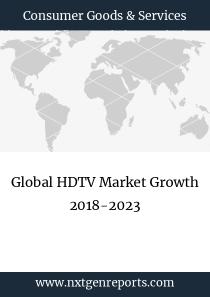 Global HDTV Market Growth 2018-2023
