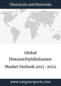 Global Hexamethyldisilazane Market Outlook 2017-2022