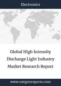 Global High Intensity Discharge Light Industry Market Research Report