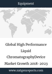 Global High Performance Liquid ChromatographyDevice Market Growth 2018-2023