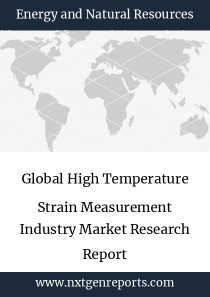 Global High Temperature Strain Measurement Industry Market Research Report