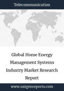 Global Home Energy Management Systems Industry Market Research Report