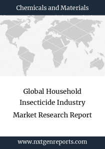 Global Household Insecticide Industry Market Research Report