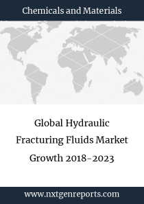 Global Hydraulic Fracturing Fluids Market Growth 2018-2023