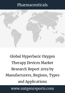 Global Hyperbaric Oxygen Therapy Devices Market Research Report 2019 by Manufacturers, Regions, Types and Applications