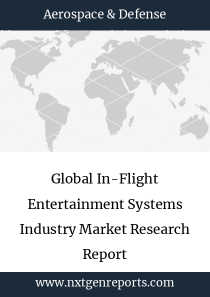 Global In-Flight Entertainment Systems Industry Market Research Report