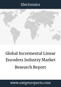 Global Incremental Linear Encoders Industry Market Research Report