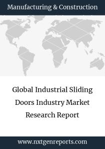 Global Industrial Sliding Doors Industry Market Research Report