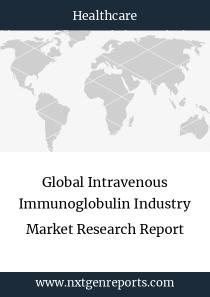 Global Intravenous Immunoglobulin Industry Market Research Report