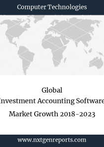 Global InvestmentAccountingSoftware Market Growth 2018-2023
