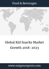 Global Kid Snacks Market Growth 2018-2023
