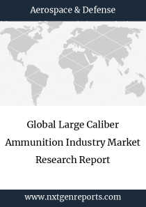 Global Large Caliber Ammunition Industry Market Research Report
