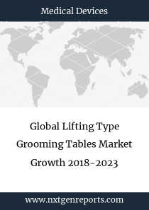 Global Lifting Type Grooming Tables Market Growth 2018-2023