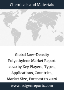 Global Low-Density Polyethylene Market Report 2020 by Key Players, Types, Applications, Countries, Market Size, Forecast to 2026