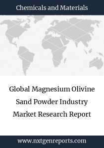 Global Magnesium Olivine Sand Powder Industry Market Research Report